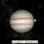 Realistic astronomy software that uses 3D models.