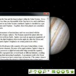 Astronomy Software Gives You Information About Objects You Are Looking At.
